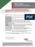 DuPont Pipelon Tech Sheet