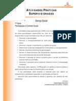 ATPS Participacao Controle Social