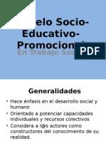 Modelo Socioeducativo Grupo