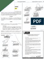 Acdo. CSJ 6-2015 Adición Al Art. 2 Del Acdo. CSJ 47-2002 (Antecedentes Penales)