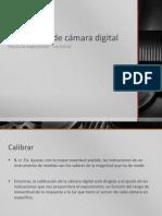 Calibración de Cámara Digital