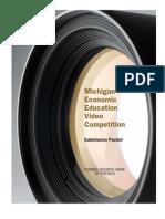 Michigan Economic Education Video Competition