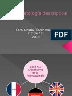 Psicopatología descriptiva