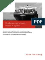 Logistics Models
