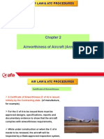 AFA / ATPL (Air Law) - Airworthiness of Aircraft