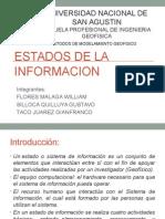 Estados de La Informacion