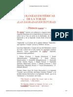 Simbologías Esotéricas de la Toráh - Primera-Parte