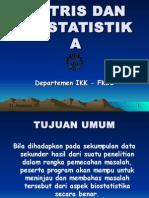 Pengantar statistik okupasi