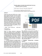 A Hybrid Mimo Phased-Array Concept for Arbitrary Spatial Beampattern Synthesis