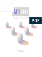 Mesh Dynamics Training