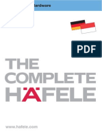 Hafele Architectural