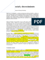 Ecología social y decrecimiento_Alfonso López Rojo