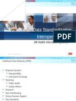 Data Standardization Interoperability