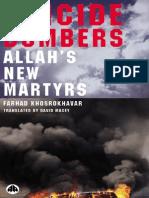 [Farhad Khosrokhavar] Suicide Bombers Allah s New Martyrs (1)