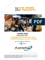 AR20001119 Astellia Preliminary Voice Auditreport RA