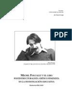 Investigación educativa desde la mirada del Feminismo Postestructuralist