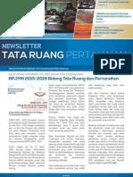Newsletter Tata Ruang dan Pertanahan Edisi Maret 2015
