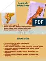 9 Lecture 9 Brown Soils S1 2012