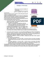 Citologia 12 - Microscopio