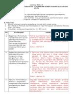 LK 5 Praktik Mengisi Rapor