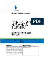 Modul 5 PBT_Sifat Fisik Bhn