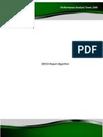 SDCCH Report Algo