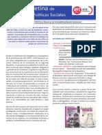 La Boletina de Políticas Sociales Nº 3 - Las Maestras de La República