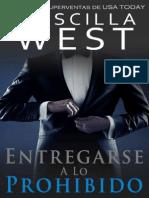 Priscilla West - Entregarse a lo prohibido (Serie Entregarse 1).pdf