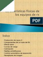 4 y 5 - Generación de RX. Características de los equipos de RD.ppt