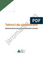 Ghidul Profesorului Tehnici de Comunicare PDF
