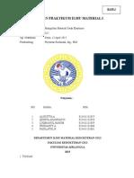 Laporan Praktikum Imkg-elastomer