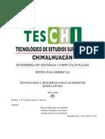 Tecnologias y seguridad