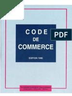 code commerce maroc