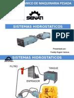 sistemas hidrostaticos