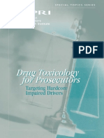Drug Toxicology for Prosecutors 04