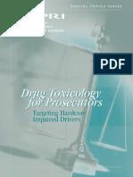 Drug Toxicology for Prosecutors 04