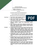PBM Menteri Dalam Negeri Dan MENKES No. 162 Ttg Pelaporan Kematian Dan Penyebab Kematian