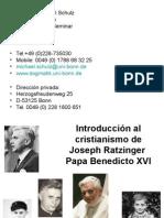 introduccion Cristianismo Ratzinger