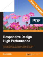 Responsive Design High Performance - Sample Chapter