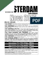 3535_amsterdam - Nova 2015.- 6 Dana