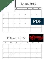 Calendario Mensual-publisher-jefferson Hernandez Zapta 9c
