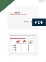 Aula 2 Biologia Molecular 2- Clonagem Novo