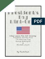 presidentsdayunit
