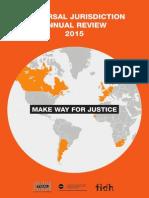 FIDH-TRIAL-ECCHR UJ annual review 2014
