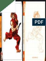 Manga Cards 311_Lucha_Street Fighter II v Ken_Nivel Basico