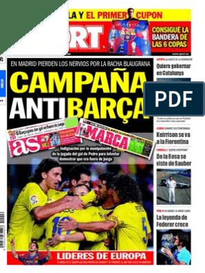 Sport 1 2 10 Fc Barcelona Lionel Messi Prueba Gratuita De 30