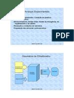 DRX 06N Lab Arranjos Experimentais