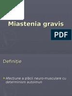 Curs 8- 2014 Miastenia gravis.ppt