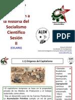 Introducción al socialismo cientifico Sesión II