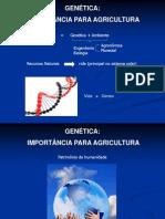 Aula 1 - genética básica
